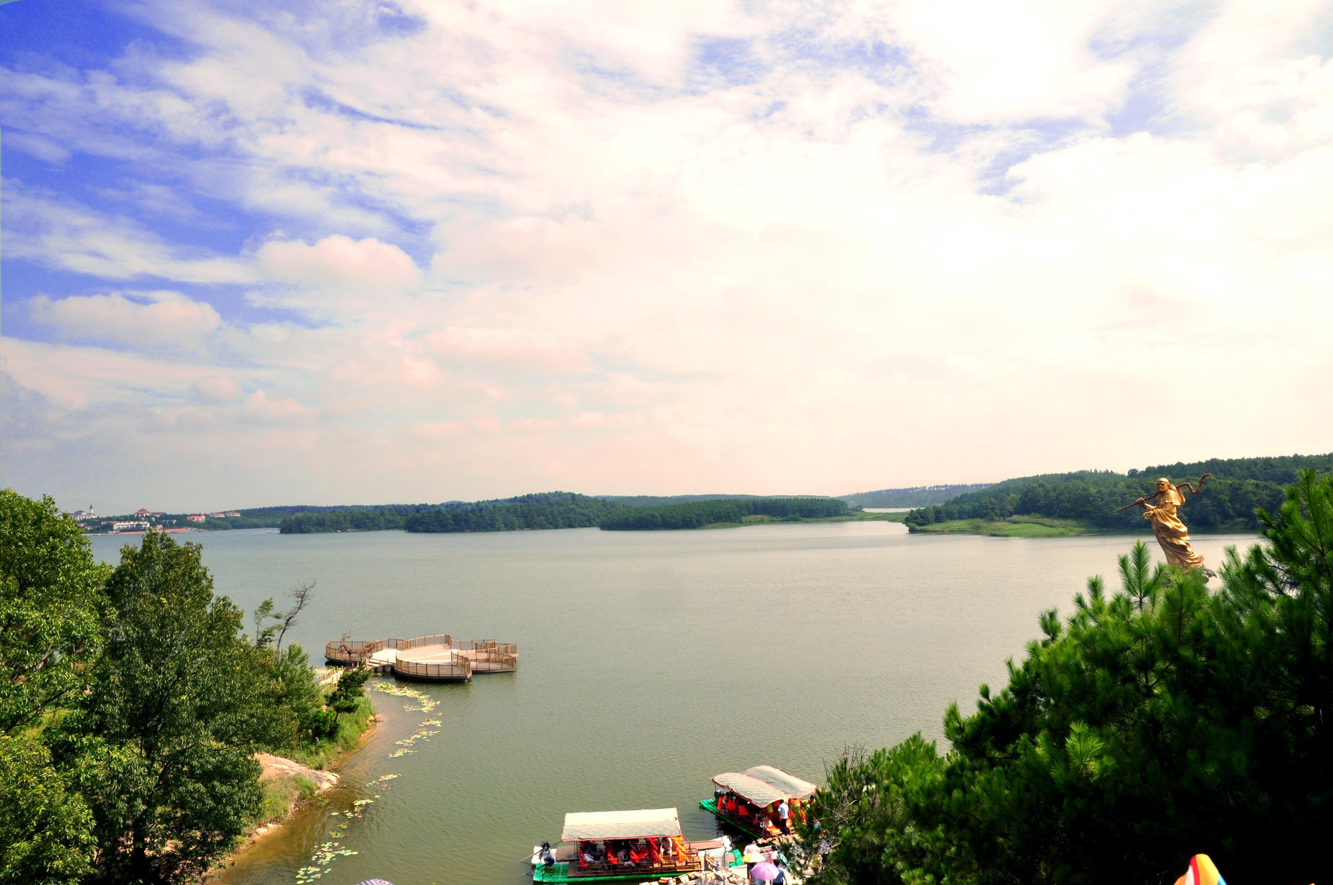 岱山湖 - 国家aaaa级旅游景区